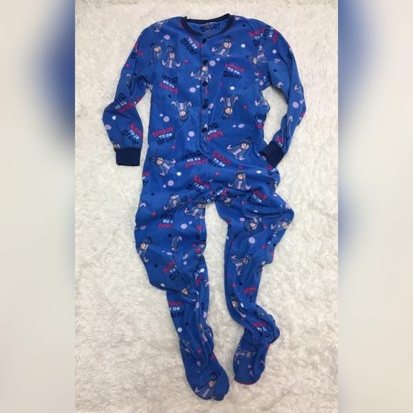 41bc160edb1c Disney Other - Disney Eeyore Onesie Footie Pajamas
